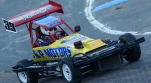 Newest Racing Car for Glen Woodbridge